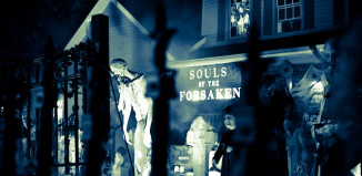 image of haunted house souls of the forsaken