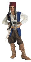 Jack Sparrow Costume for Kids Quality Classic