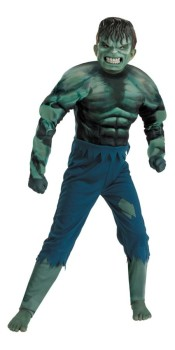 Incredible Hulk Child Costume