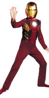 Iron Man Costume for Kids Basic