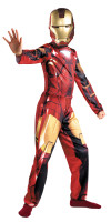 Iron Man Costume Child Mark 6