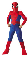 Spiderman Costume Deluxe for Kids