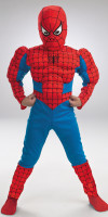 Spiderman Costume for Kids Deluxe
