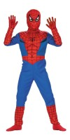 Spiderman Costume Standard Kids