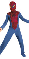 Spiderman Movie Costume for Kids Basic