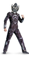 Transformers Iron Hide Muscle Costume Classic
