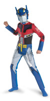 Transformers Optimus Prime Costume Quality
