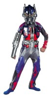 Transformers Optimus Prime Costume Deluxe