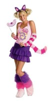 Adult Cheshire Cat Costume