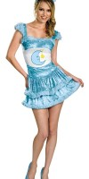 Adult Bedtime Care Bear Costume