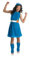 Cookie Monster Tween Costume