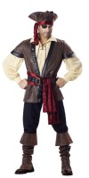 Mens Pirate Halloween Costume