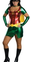 Plus Size Robin Costume