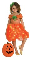 Toddler Pumpkin Princess Costume