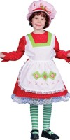 Strawberry Shortcake Costume for Kids