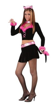 Teen Cat Costume