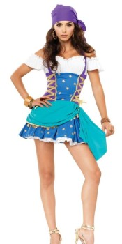 Teen Gypsy Costume
