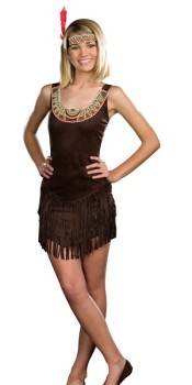 Teen Indian Costume