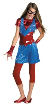 Teen Spider Girl Costume