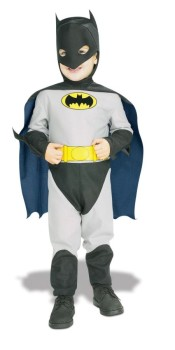 Toddler Batman Costume
