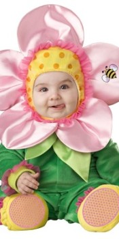 Toddler Flower Costume