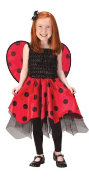 Toddler Girl Ladybug Costume