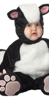 Toddler Skunk Costume