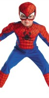 Toddler Spiderman Costume