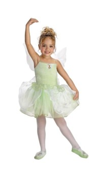 Toddler Tinkerbell Costume