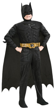 Batman Costume for Kids Deluxe