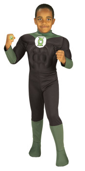 Green Lantern Costume for Kids