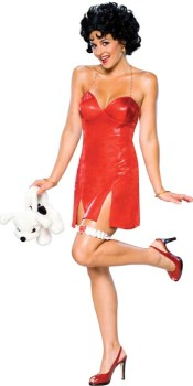 Betty Boop Costume