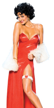 Betty Boop Halloween Costume