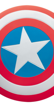 Deluxe Captain America Shield