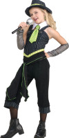 Kids Gangster Girl Costume