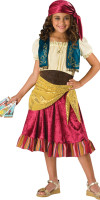 Kids Gypsy Costume