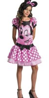 Pink Minnie Mouse Costume for Kids