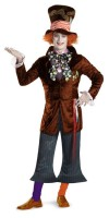 Prestige Mens Mad Hatter Costume