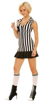 Referee Halloween Costume