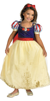 Snow White Kids Costume