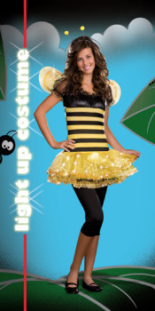 Teenage Bumble Bee Costume