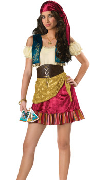 Teenage Gypsy Costume