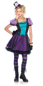 Teenage Mad Hatter Costume
