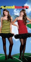 Reversible Bee and Ladybug Costume for Teenagers