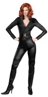Plus Size Black Widow Costume