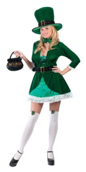 Leprechaun Costume for Women