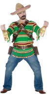 Mens Mexican Costume