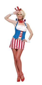 Miss Firecracker Costume
