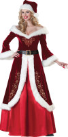 Mrs Claus Costume