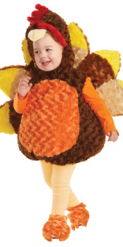 Toddler Turkey Costume
